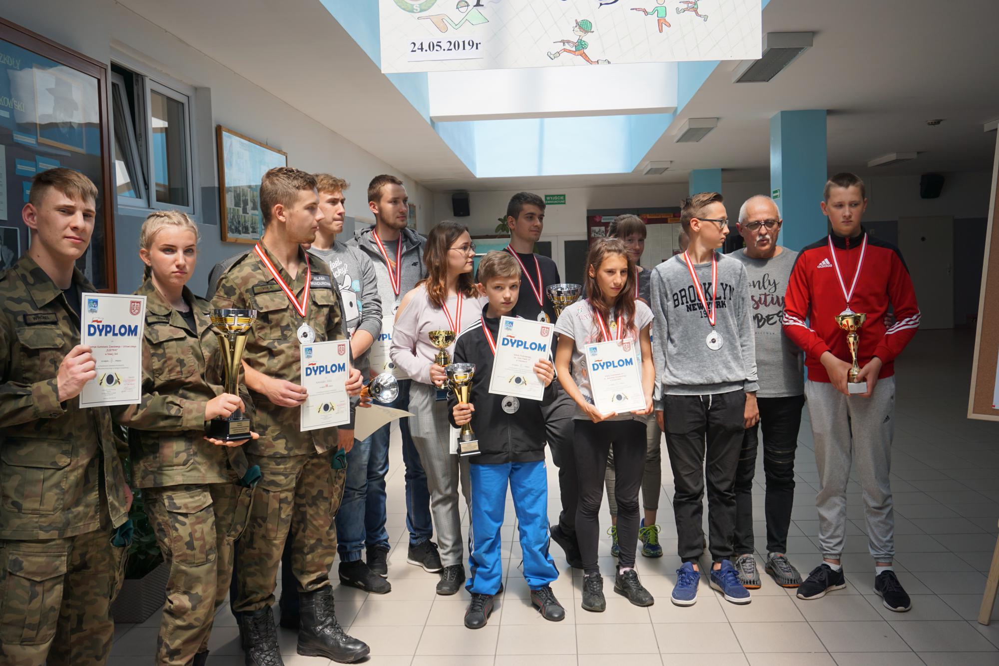 Turniej Strzelecki Piątka Kożuchów
